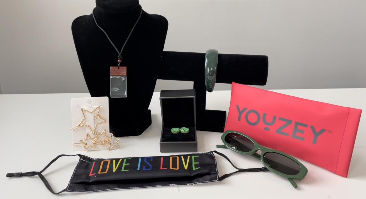 Accessories for St. Patrick's Day