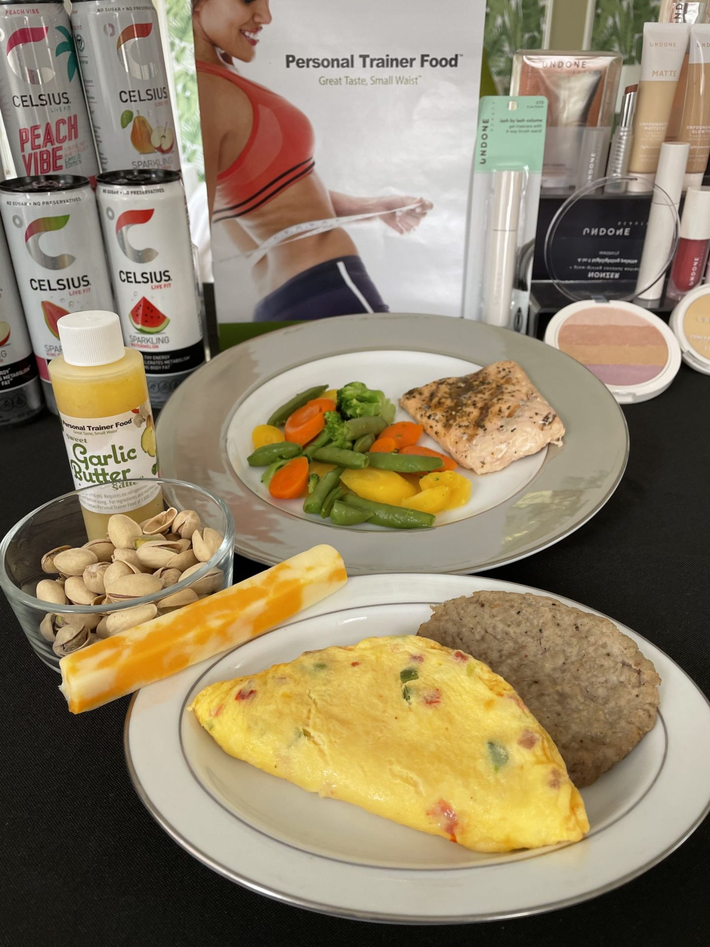 Personal Trainer Food- Spring Refresh