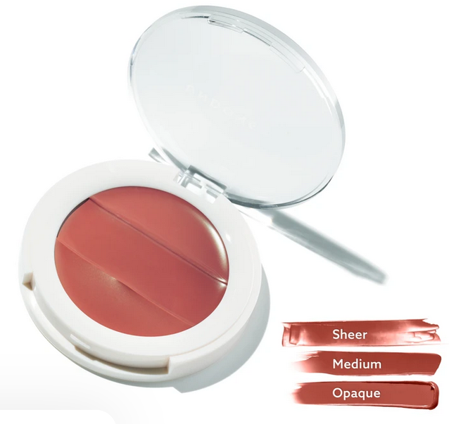 Lip and cheek spring refresh product