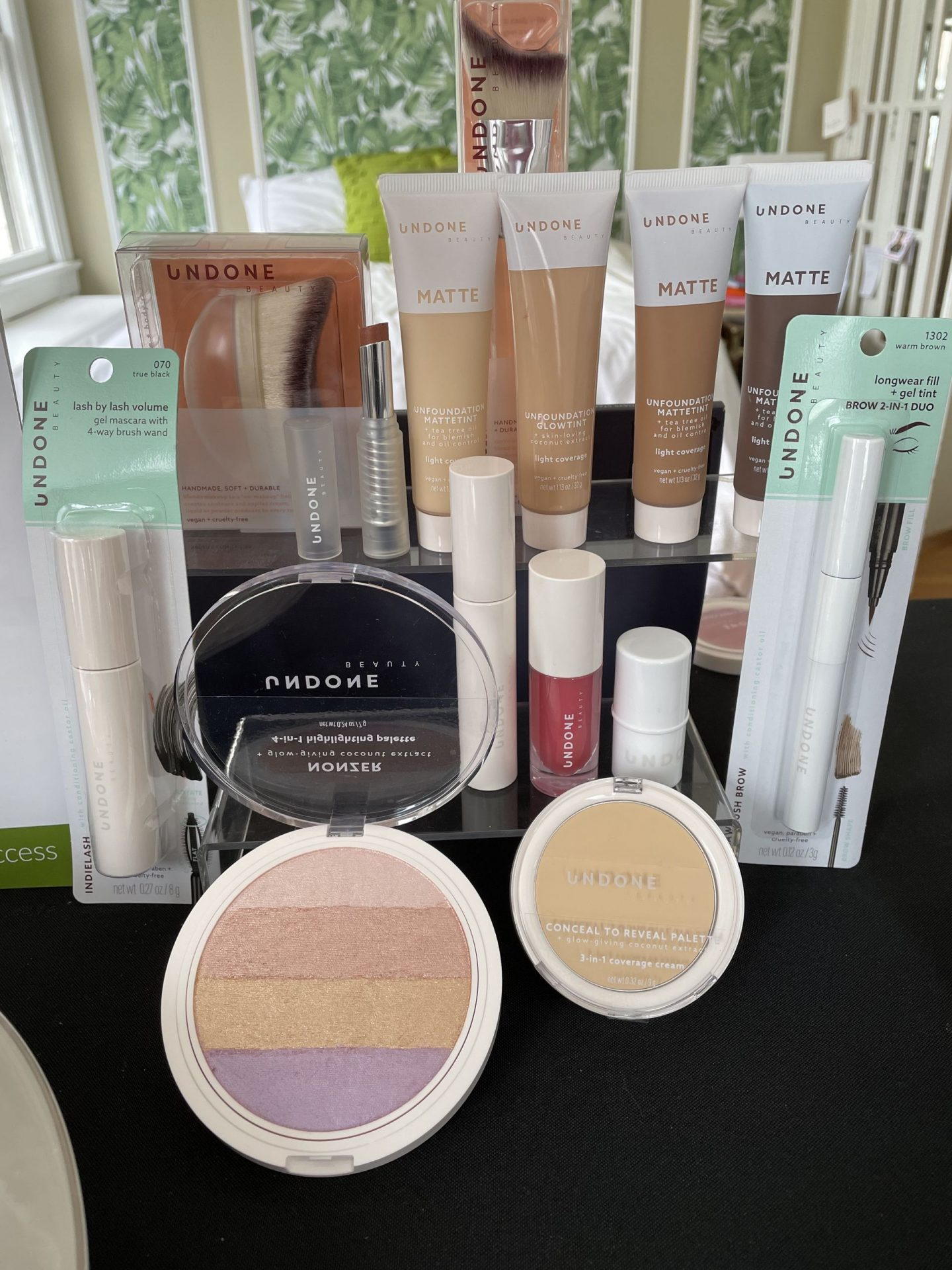 UnDone Beauty Makeup available at Target
