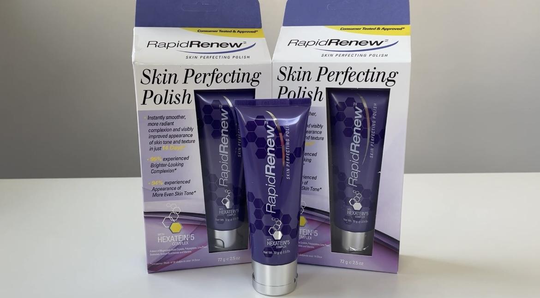 Spring Health and Wellness- RapidRenew Skin Polish