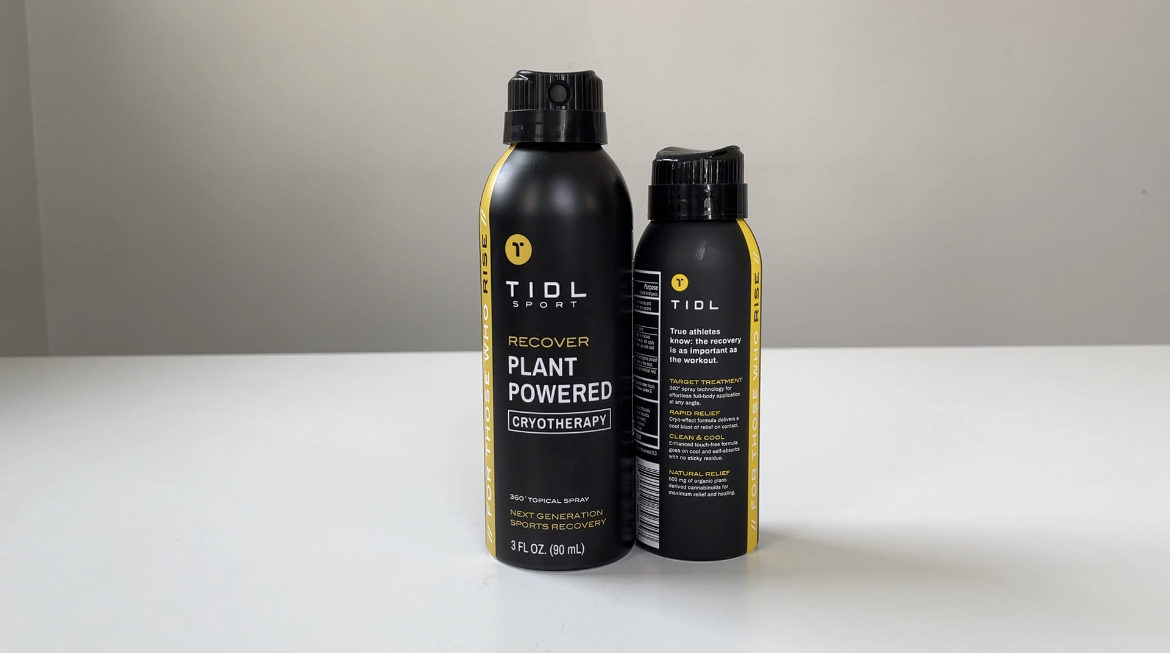 Spring Health- Workout Recovery with TIDL