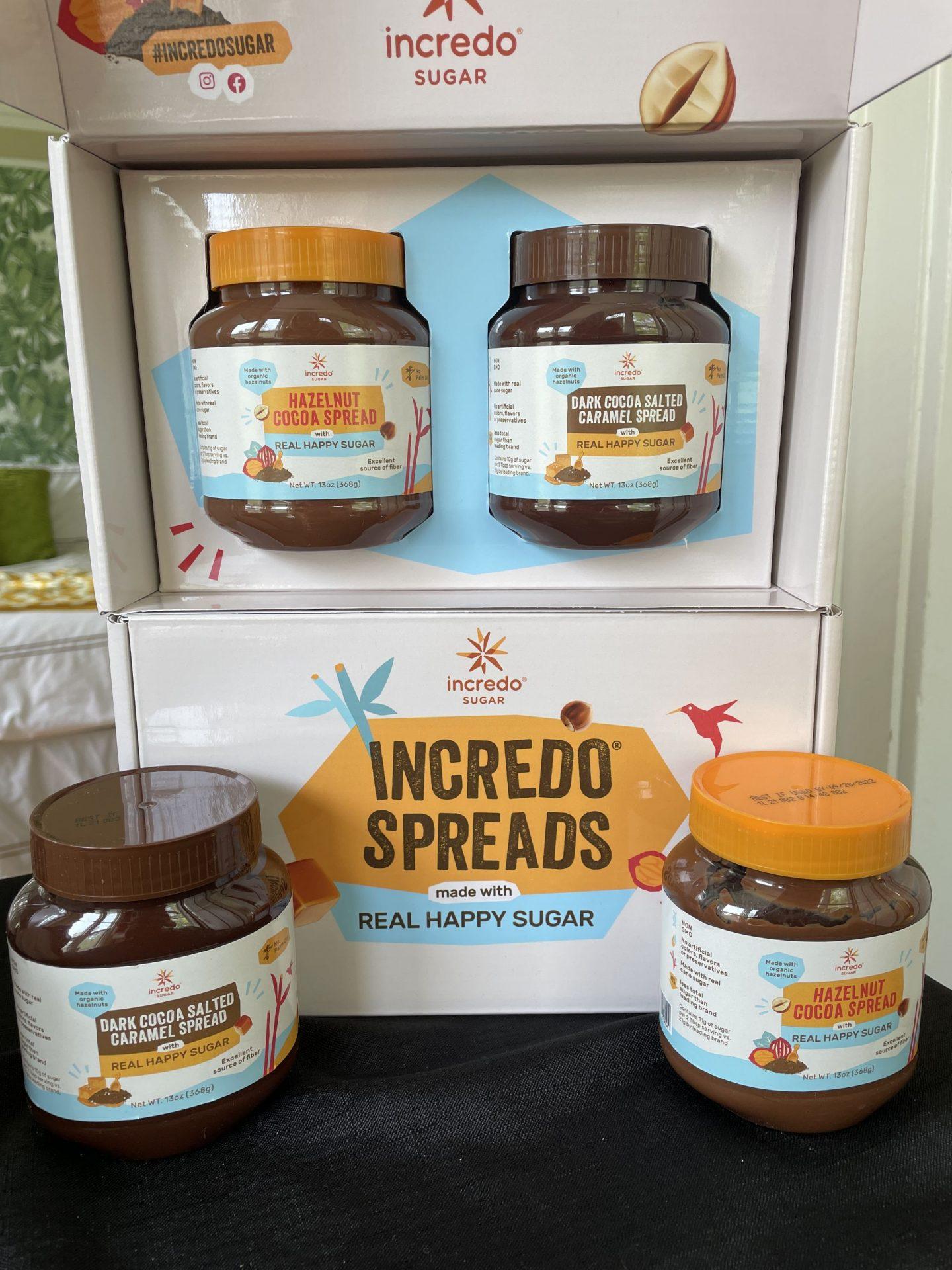 Healthier Hazlenut Spreads