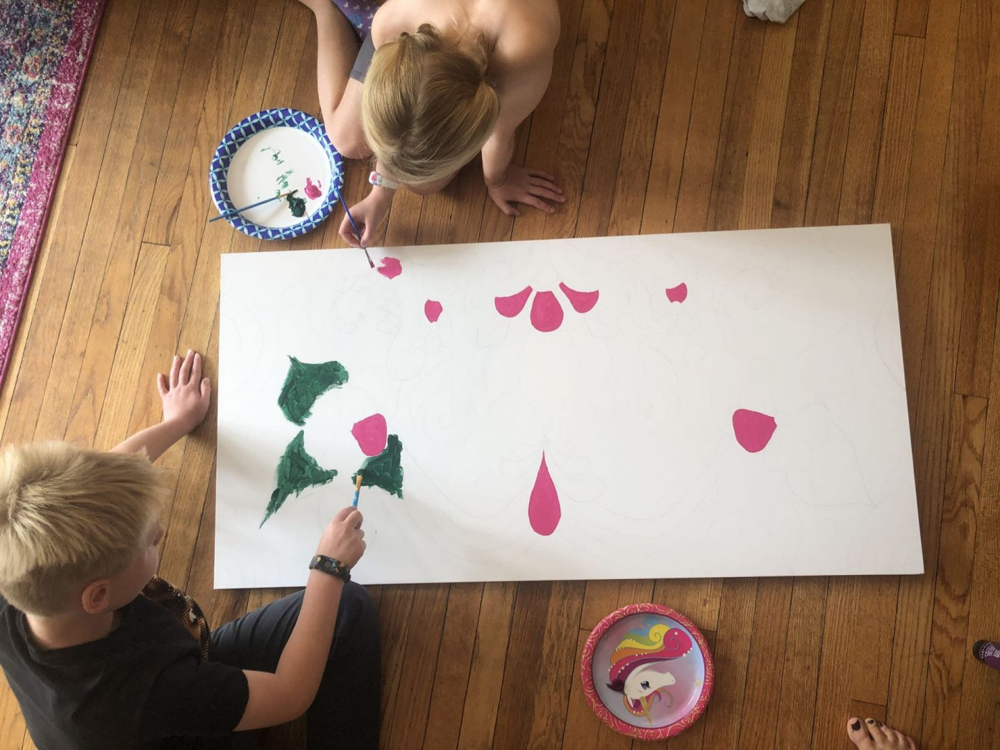 unique relaxation techniques- art therapy