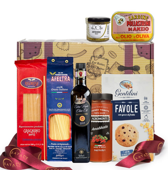 Eataly Gift Basket Father's Day
