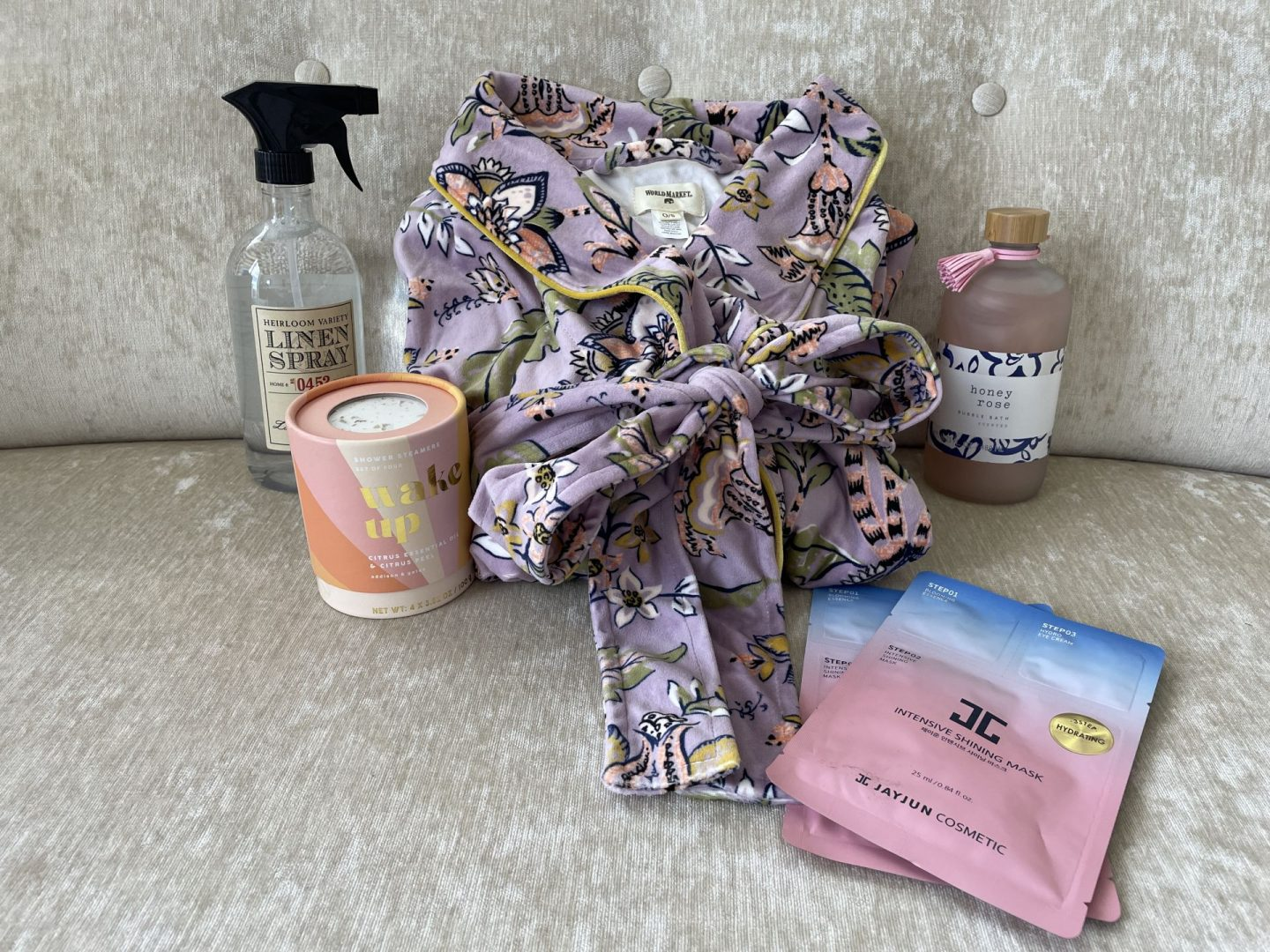 Spa Staycation Products