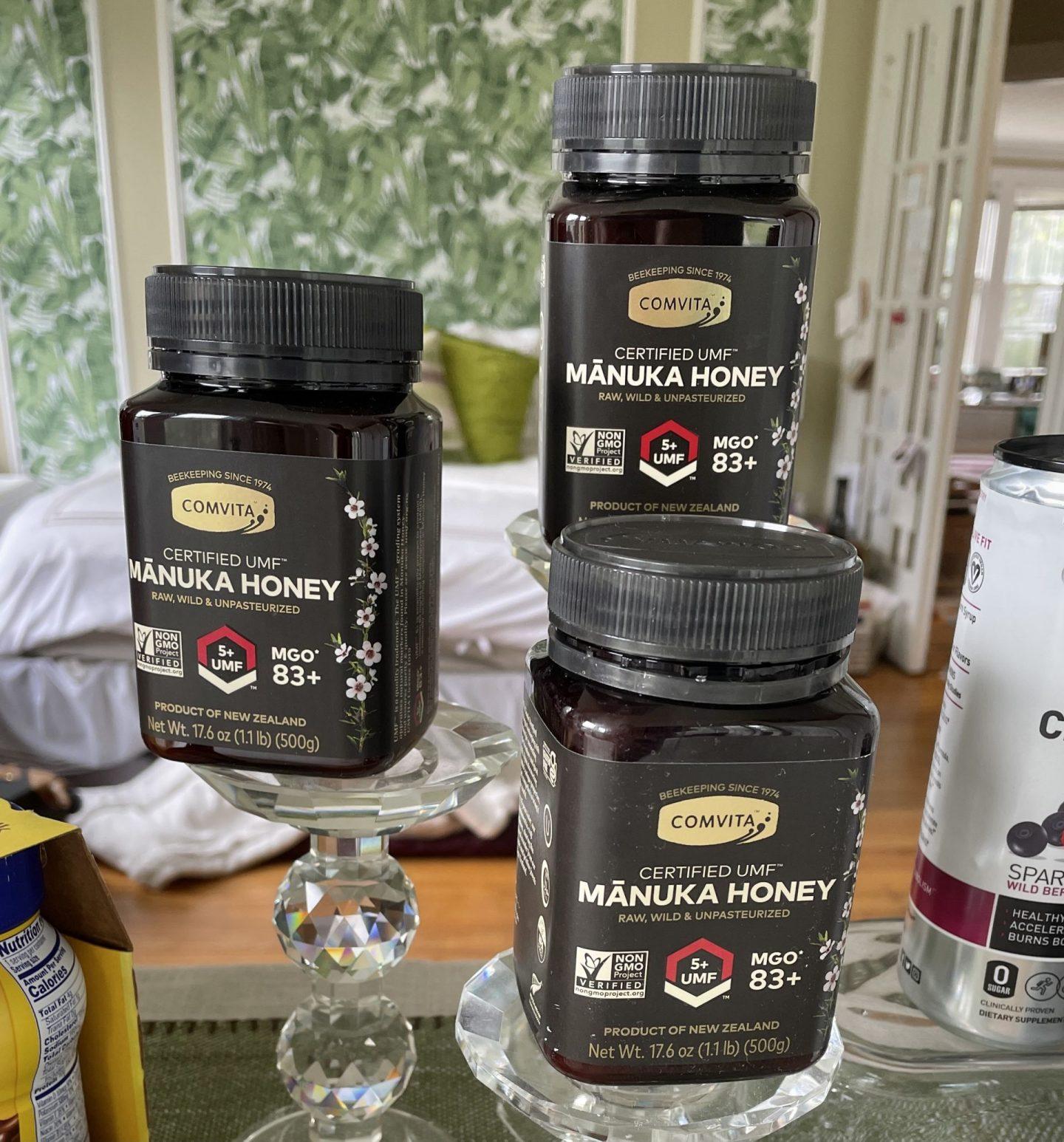 Fall Refresh- Manuka Honey